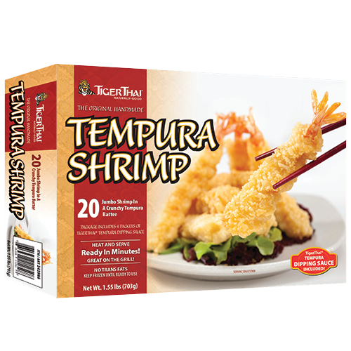 Tempura Shrimp - Costco image